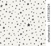 vector seamless pattern with... | Shutterstock .eps vector #1457313824