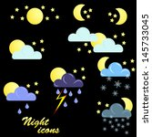 Night Weather  Set