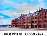 Red Brick Warehouse In Yokohama ...