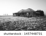 Abandoned Homestead In The...