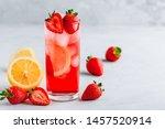 Refreshing Strawberry And Lemon ...