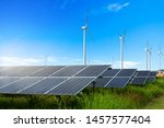 photovoltaic modules solar... | Shutterstock . vector #1457577404