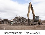 Dump Of Scrap For Recycling In...