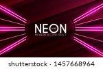 magic neon light effect. motion ...   Shutterstock .eps vector #1457668964