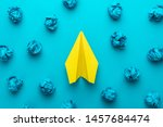 great business idea concept... | Shutterstock . vector #1457684474