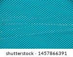 blue teal bump metal surface... | Shutterstock . vector #1457866391