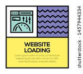 website loading and...