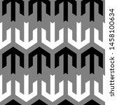 figures wallpaper. simple... | Shutterstock .eps vector #1458100634
