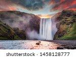 Icelandic Landscape. Classic...