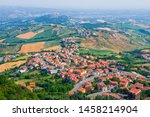 San Marino Cityscape. View On...