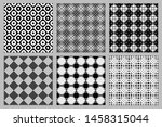 abstract ring pattern...   Shutterstock .eps vector #1458315044