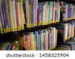 lyon township  mi  usa   july... | Shutterstock . vector #1458325904