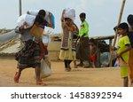 cox s bazar bangladesh   june... | Shutterstock . vector #1458392594