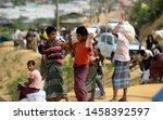 cox s bazar bangladesh   june... | Shutterstock . vector #1458392597