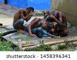 cox s bazar  bangladesh   june... | Shutterstock . vector #1458396341