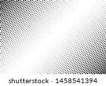 pop art dots background.... | Shutterstock .eps vector #1458541394