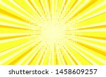 bright sunbeams background with ...   Shutterstock .eps vector #1458609257