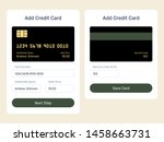 add credit card web element...