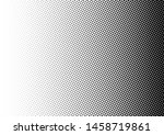 dots background. black and... | Shutterstock .eps vector #1458719861