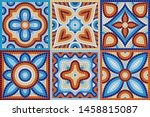 Ancient Mosaic Ceramic Tile...