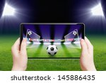 abstract technology background  ... | Shutterstock . vector #145886435