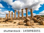 Temple Of Heracles In The...