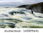 Raging Water   Gullfoss...