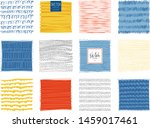 set of abstract backgrounds and ... | Shutterstock .eps vector #1459017461