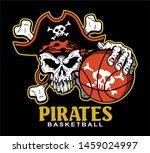 pirates basketball team design...   Shutterstock .eps vector #1459024997