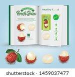designed for rambutan juice... | Shutterstock .eps vector #1459037477