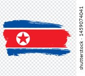 flag of democratic people's...
