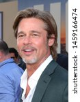 """Small photo of LOS ANGELES - JUL 22: Brad Pitt at the """"Once Upon a Time in Hollywood"""" Premiere at the TCL Chinese Theater IMAX on July 22, 2019 in Los Angeles, CA"""