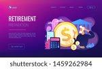 earnings fund  budget... | Shutterstock .eps vector #1459262984
