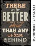 vintage typography vector... | Shutterstock .eps vector #145927655