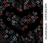 rhombus ornate minimal... | Shutterstock .eps vector #1459282394