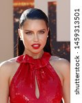 adriana lima at the los angeles ... | Shutterstock . vector #1459313501