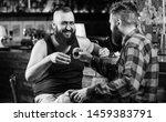 cheers concept. hipster brutal... | Shutterstock . vector #1459383791
