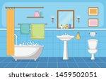 Classic Bathroom Interior Clean ...