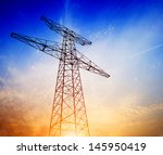 High Voltage Post.high Voltage...