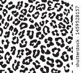 Leopard Pattern Design  Vector...