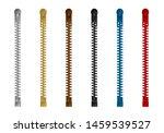 zipper  fastener  vector...   Shutterstock .eps vector #1459539527