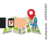 mobile gps route map apps...
