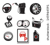 a vector illustration of auto... | Shutterstock .eps vector #145964591