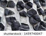 Natural Stone Texture. Basalt...