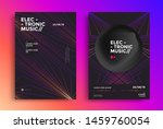 electronic music fest and... | Shutterstock .eps vector #1459760054