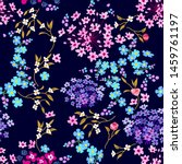 Cute Fabric Pattern With...