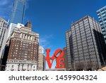 philadelphia  usa   mar 2019  ... | Shutterstock . vector #1459904324