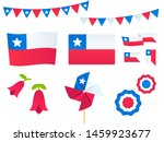 chile vector design elements... | Shutterstock .eps vector #1459923677