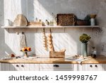 Traditional Home Kitchen Rustic ...