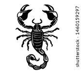 Scorpion Iluustration Logo...